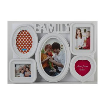 23x33 на 5 фото Family White PL40-5 (арт.5-16390)