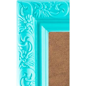 синие и белые листья кадр иллюстрация, синие рамки, лист кадр PNG ... | 350x350