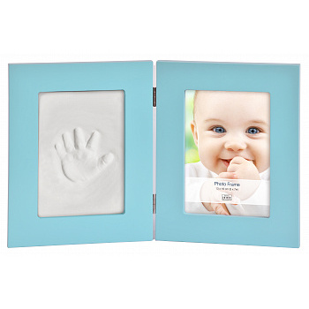 13x18 PI07886 Baby Keep Sake photo and imprint kit Blue (арт.5-34871)
