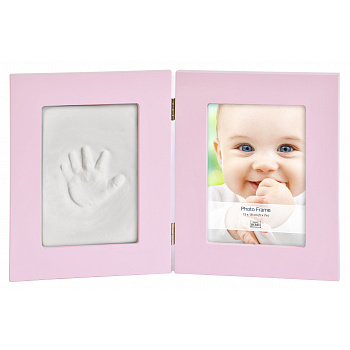 13x18 PI07885 Baby Keep Sake photo and imprint kit Pink (арт.5-34870)