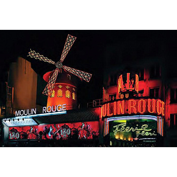40x60 Moulin Rouge FP03322 (арт.5-11603)